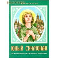 Юный схимонах. Житие преподобного отрока Боголепа Черноярского